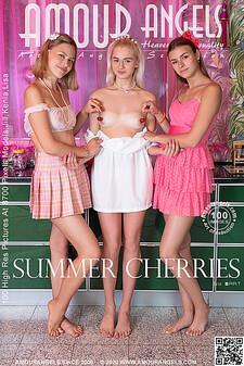 AmourAngels - Jill & Kenia & Lisa - Summer Cherries