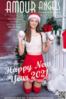 Amour Angels - Collin - Happy New Year 2021