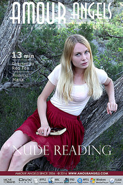 NUDE READING VIDEO