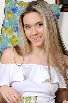 Albanian nude young girl