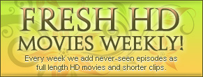 Fresh HD movies weekly